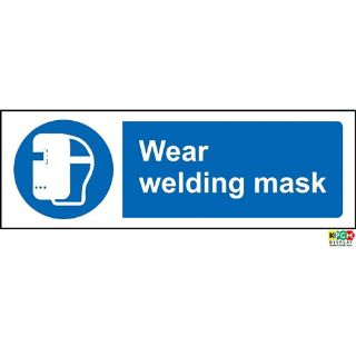 Picture of Wear Face Shield Safety Sign